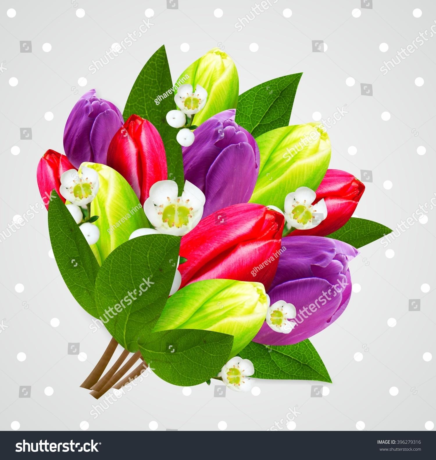 Very beautiful flowers composition bouquet stock illustration very beautiful flowers composition bouquet izmirmasajfo