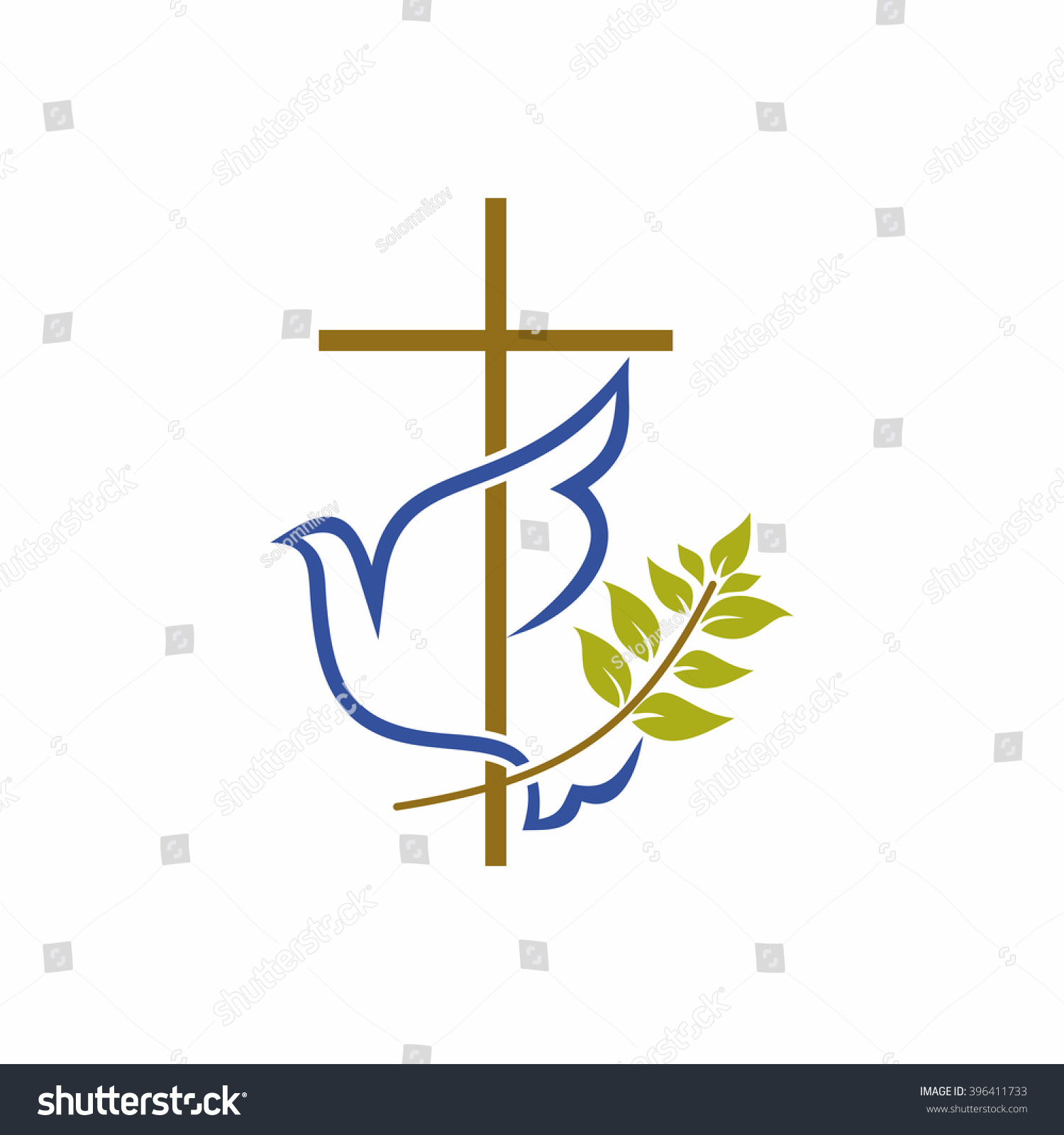 Christian Symbol Dove