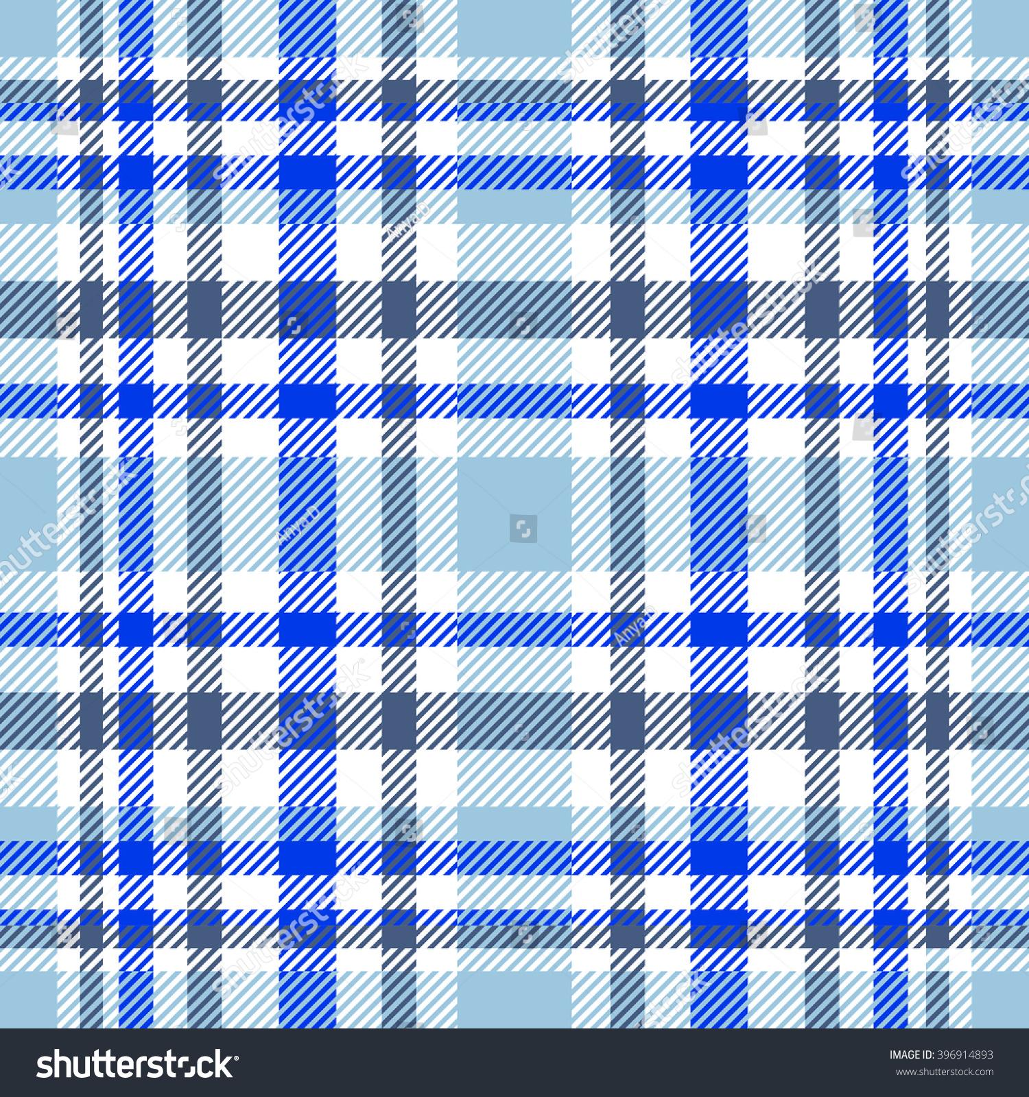 Brand new Seamless Tartan Plaid Pattern Navy Blue Stock Photo (Photo, Vector  UV72