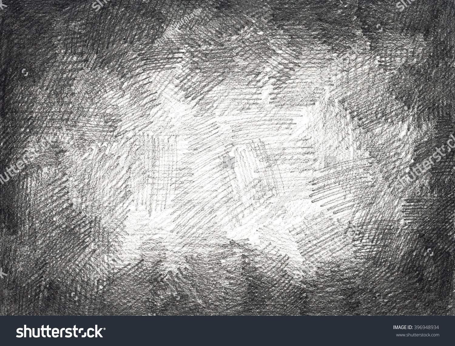 Background pencil sketch strokes crosshatch hand drawing black and white
