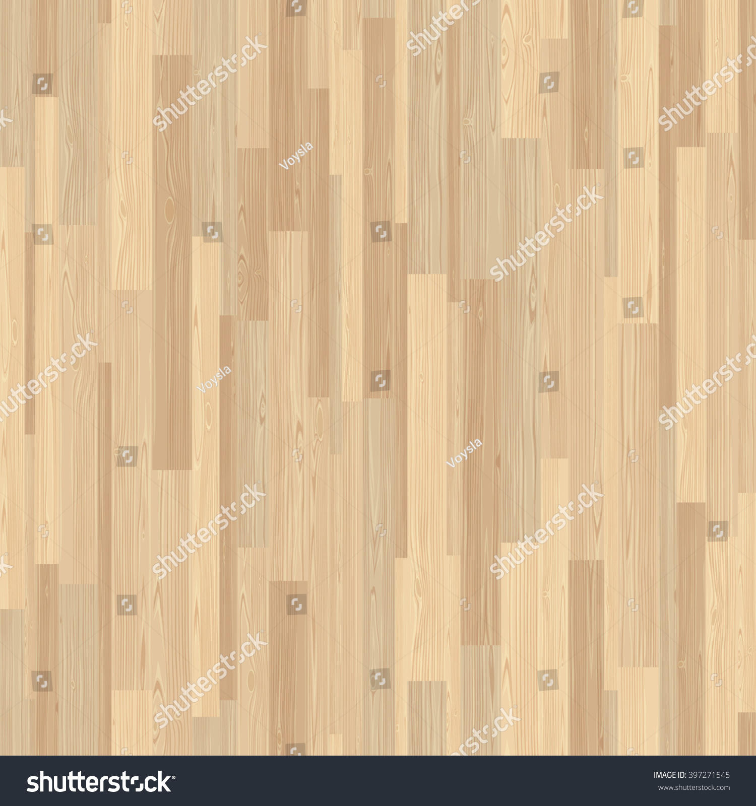 Light Wood Flooring Texture