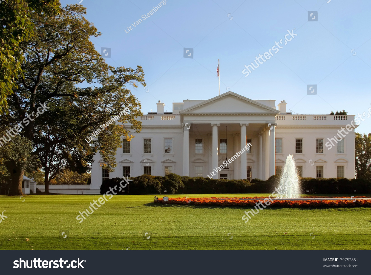 The home of the united states president the white house for Presidents and their home states