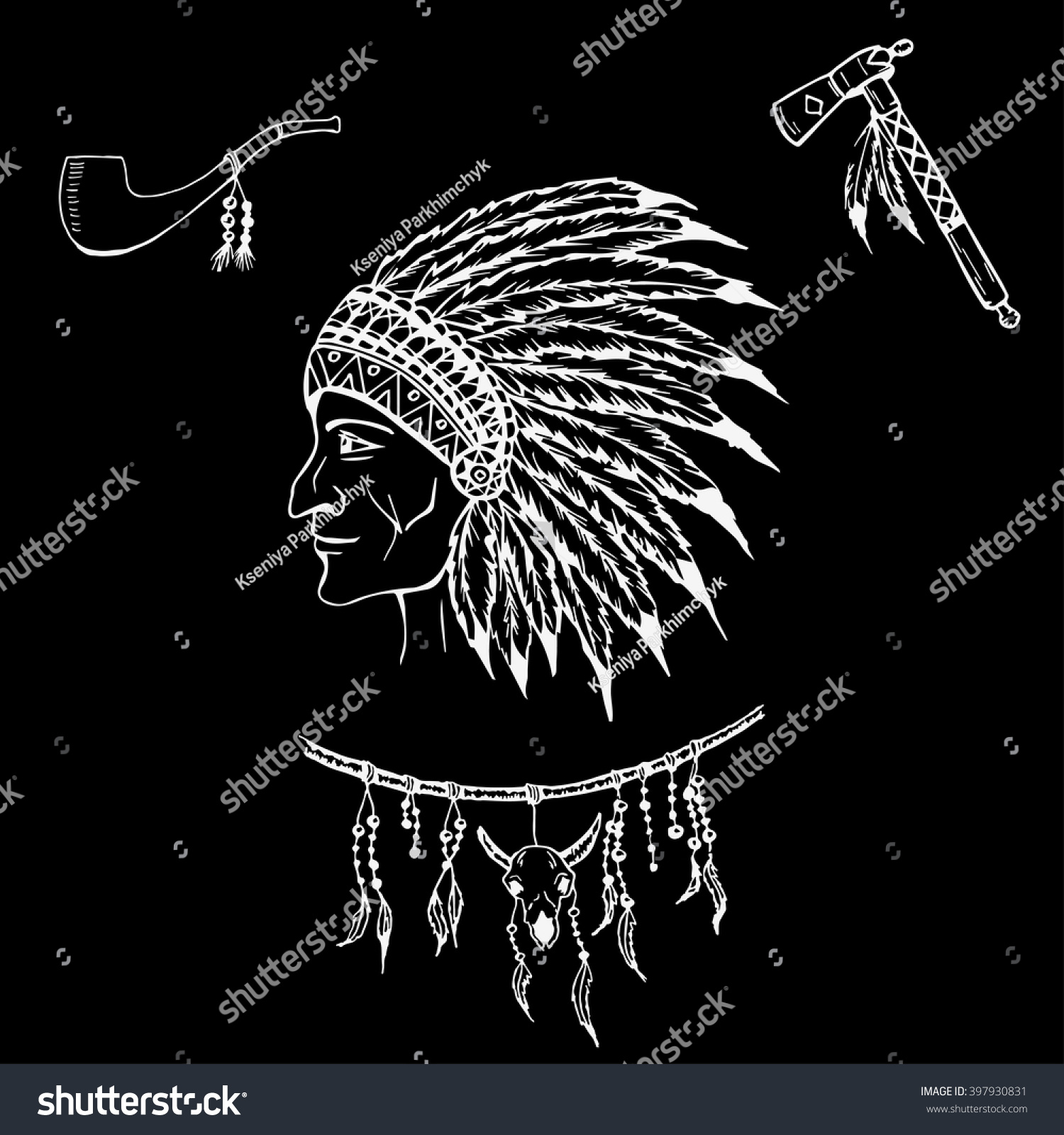 Eagle Man Drawing – images free download