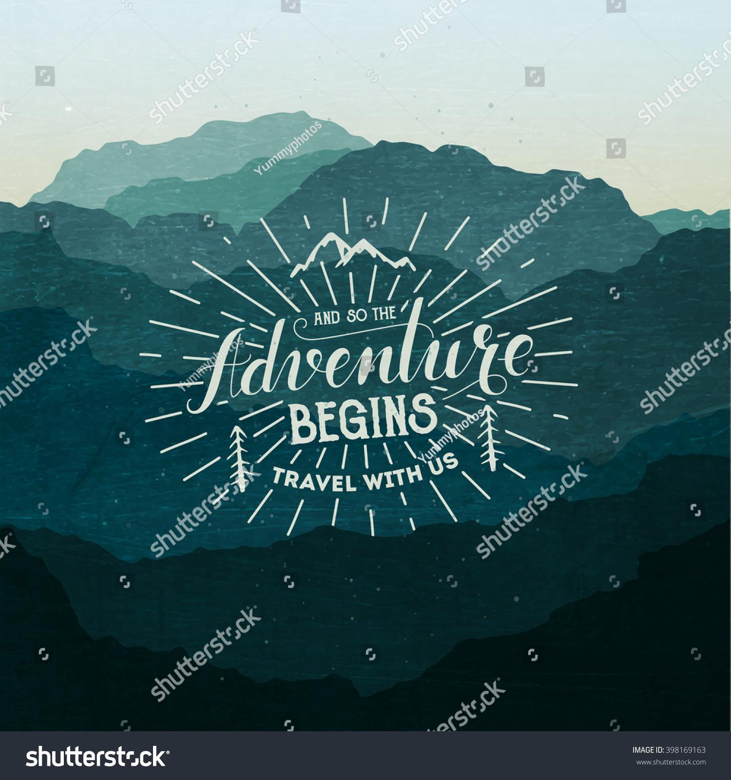 adventure illustration stock vector royalty free 398169163