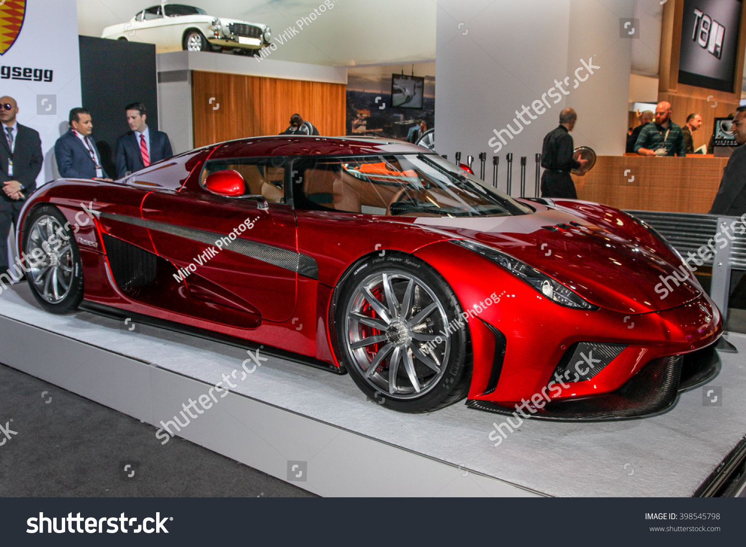 New york march 23 a koenigsegg regera at the 2016 new york international auto