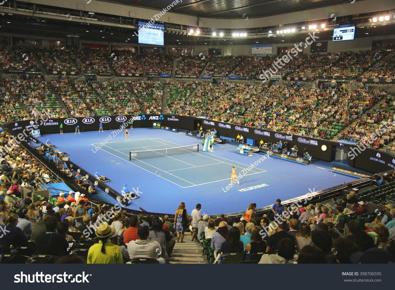 Melbourne Australia January 23 2016 Rod Stock Photo Edit Now