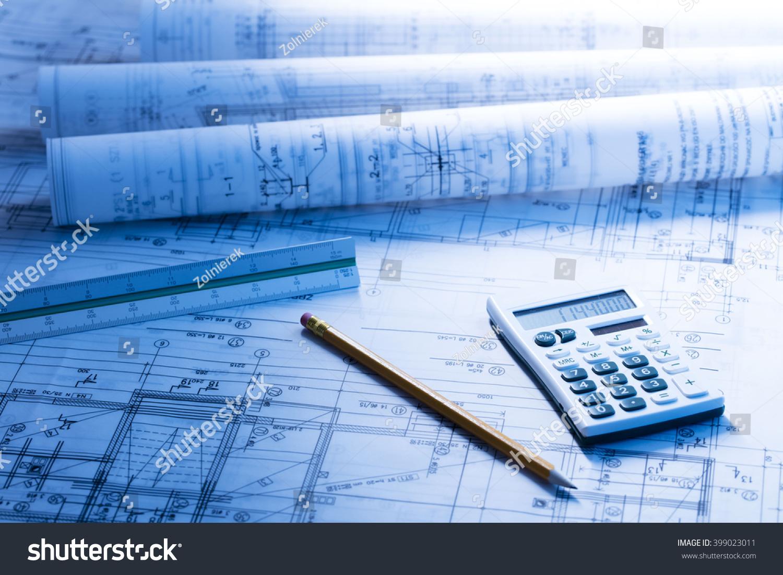 Financing architectural project blueprints rolls for Blueprint estimator