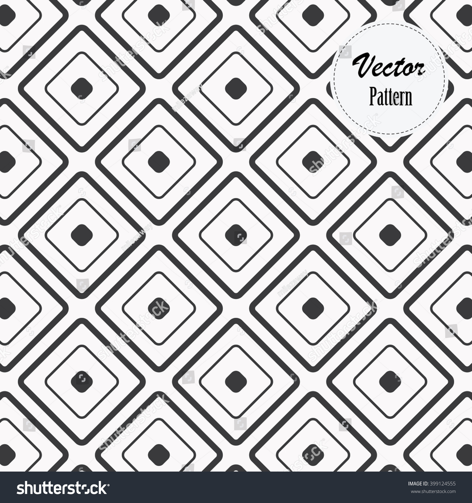 pattern stock glowing rounded diamond photo background vector seamless image