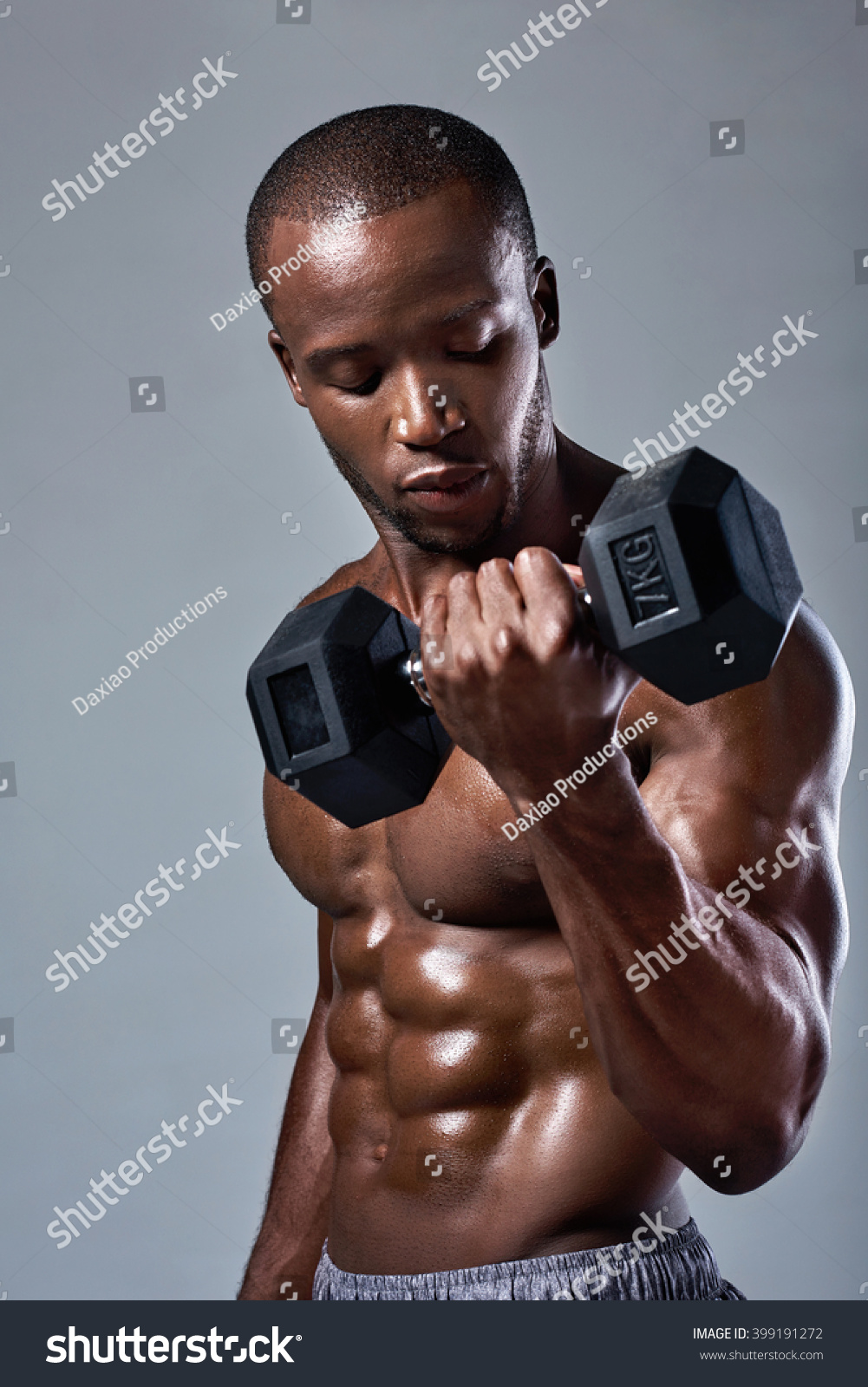how to get defined abs male