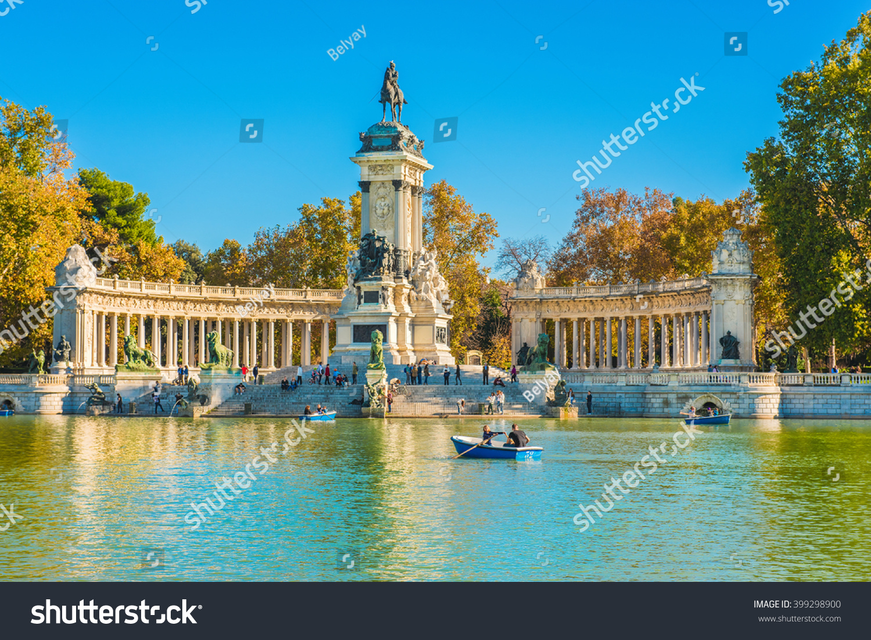 Madrid city november shots spain travel stock photo for Europe in november