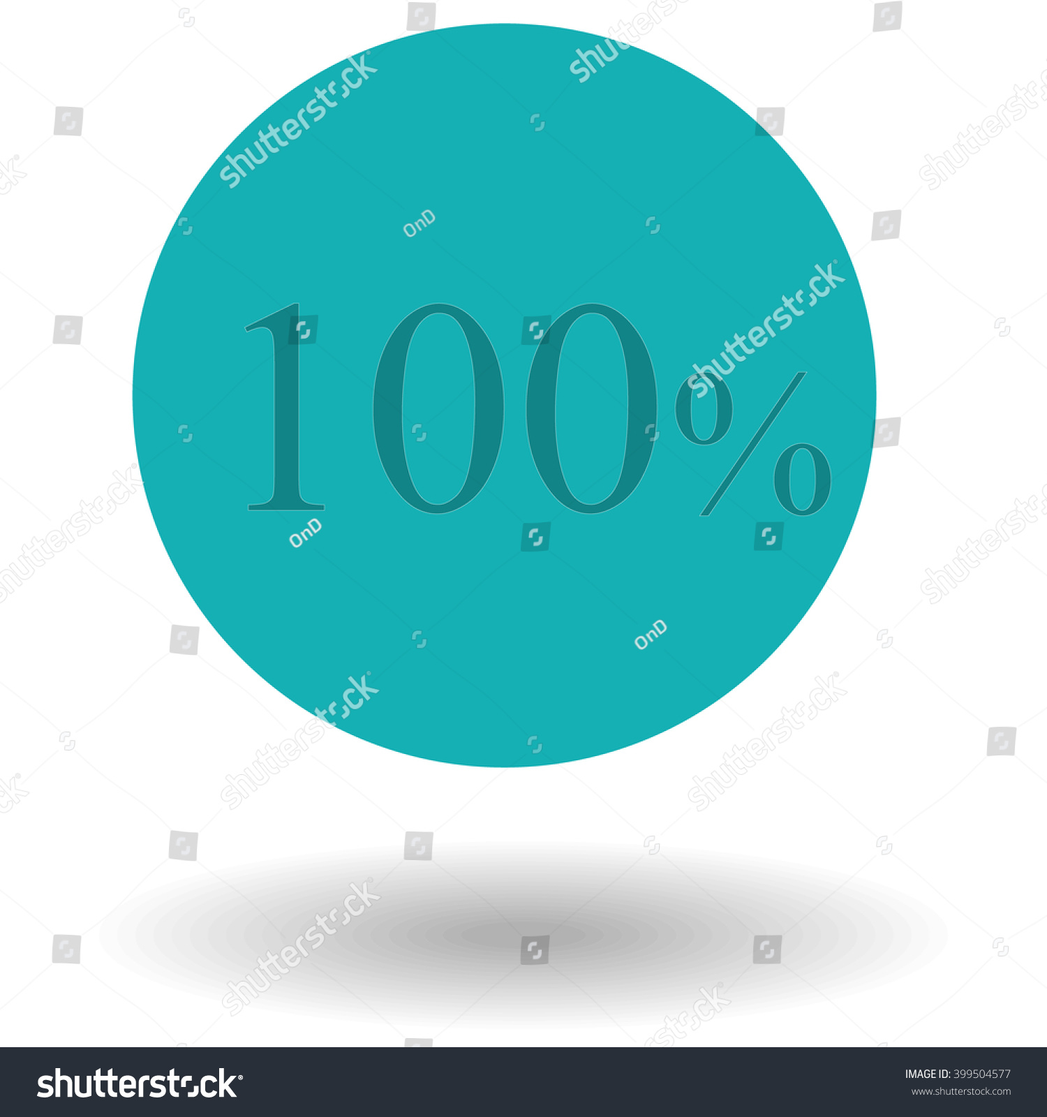 Business colorful graph pie chart circle stock illustration business colorful graph pie chart circle graph 100 azure yellow raster illustration geenschuldenfo Gallery