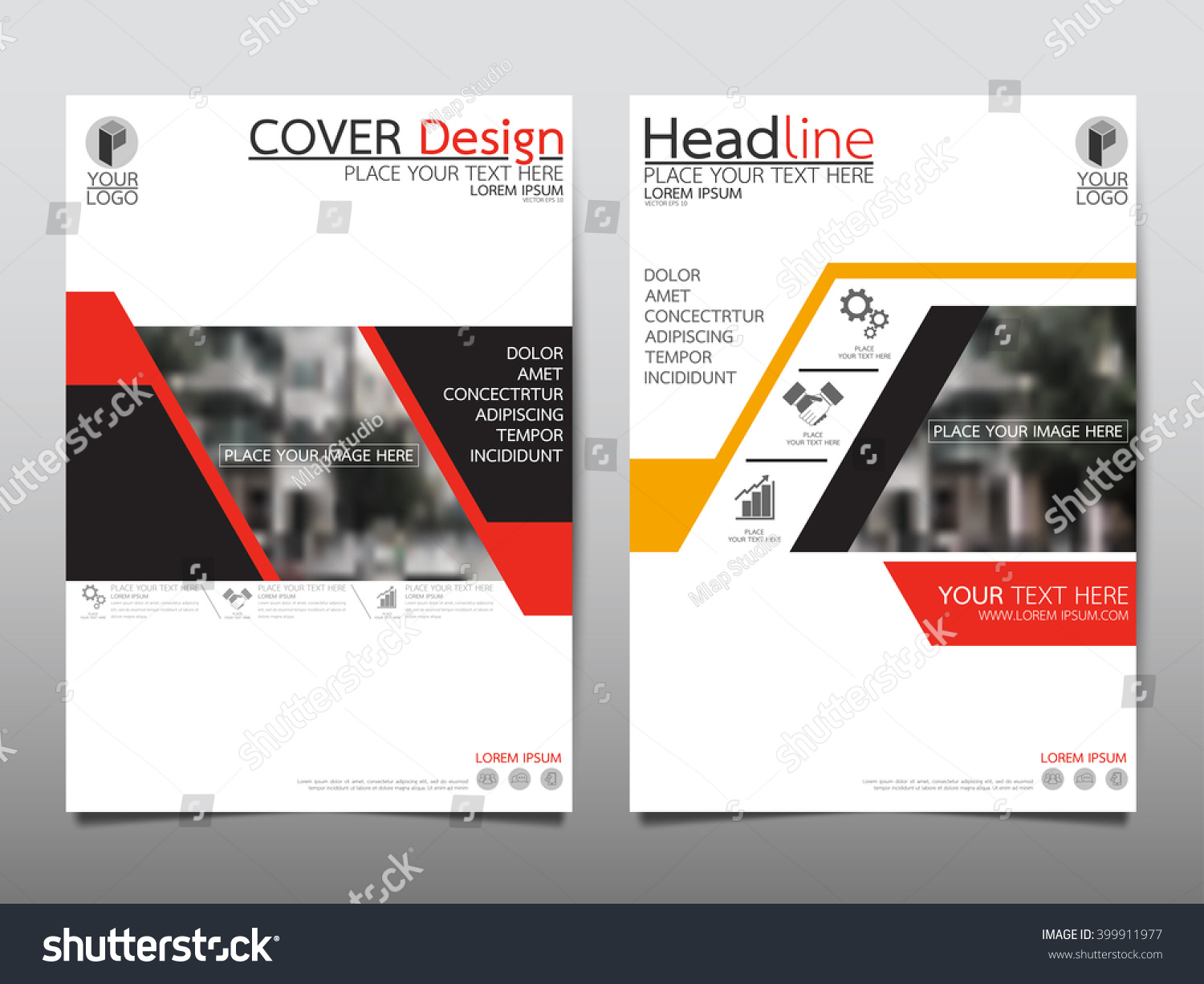 red annual report brochure flyer design stock vector  red annual report brochure flyer design template vector leaflet cover presentation abstract flat background