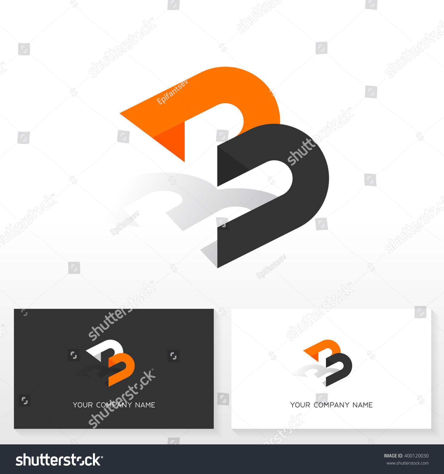 Letter b logo design vector sign stock vector royalty free letter b logo design vector sign business card templates fbccfo Images