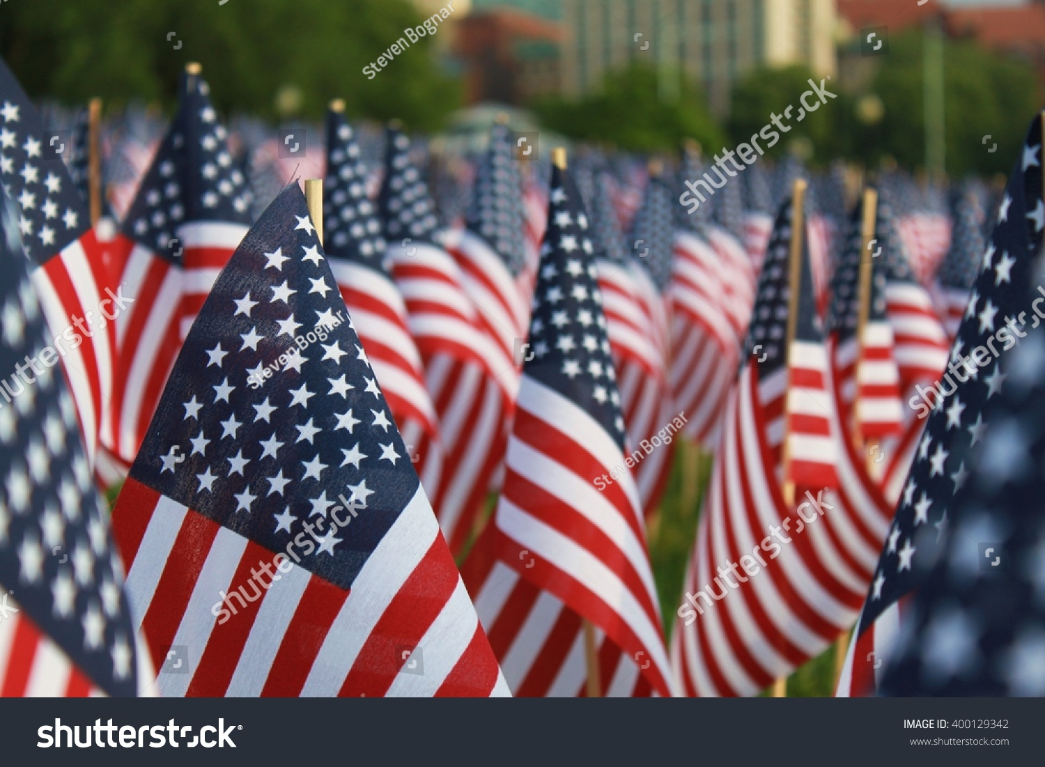 Stars Stripes Stock Photo 400129342 Shutterstock