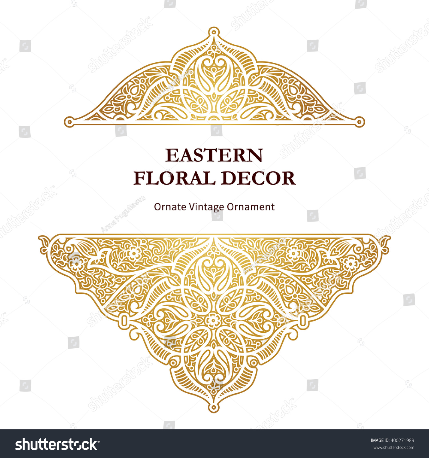 vector element frame design template luxury stock vector 400271989 shutterstock. Black Bedroom Furniture Sets. Home Design Ideas