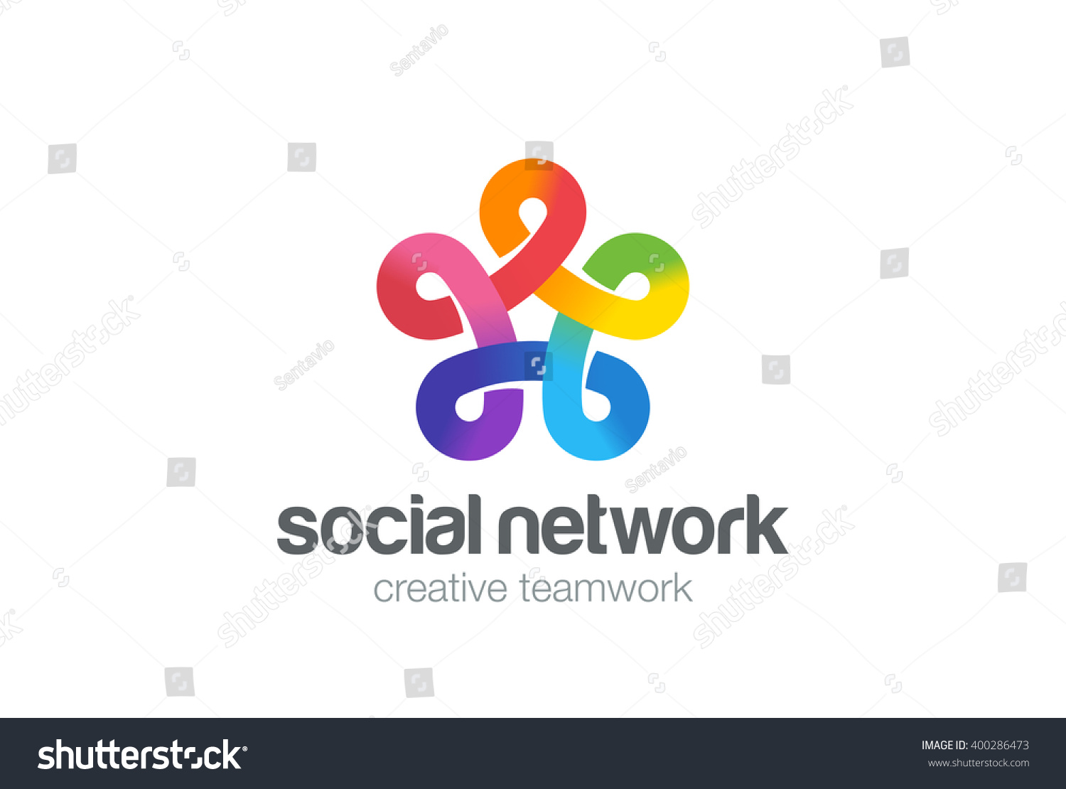 stock-vector-social-network-logo-colorful-design-vector-template-five-point-infinity-looped-social-star-logo-400286473.jpg