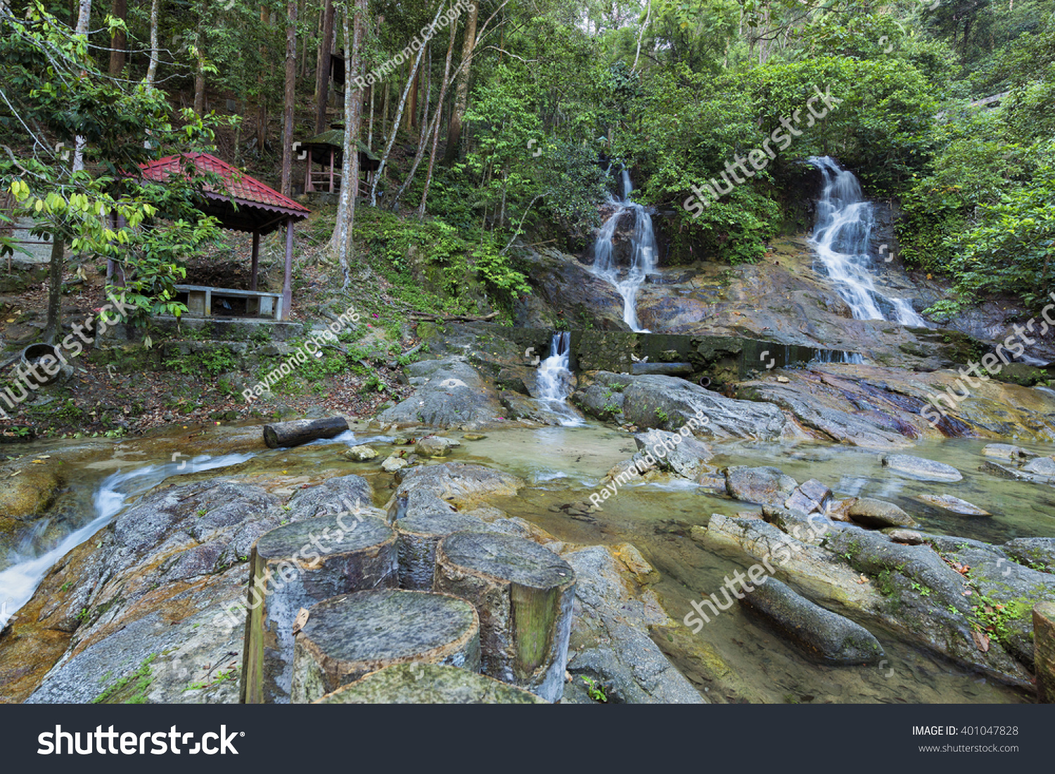 Chiling Falls Selangor 11 The Magnificent Waterfall