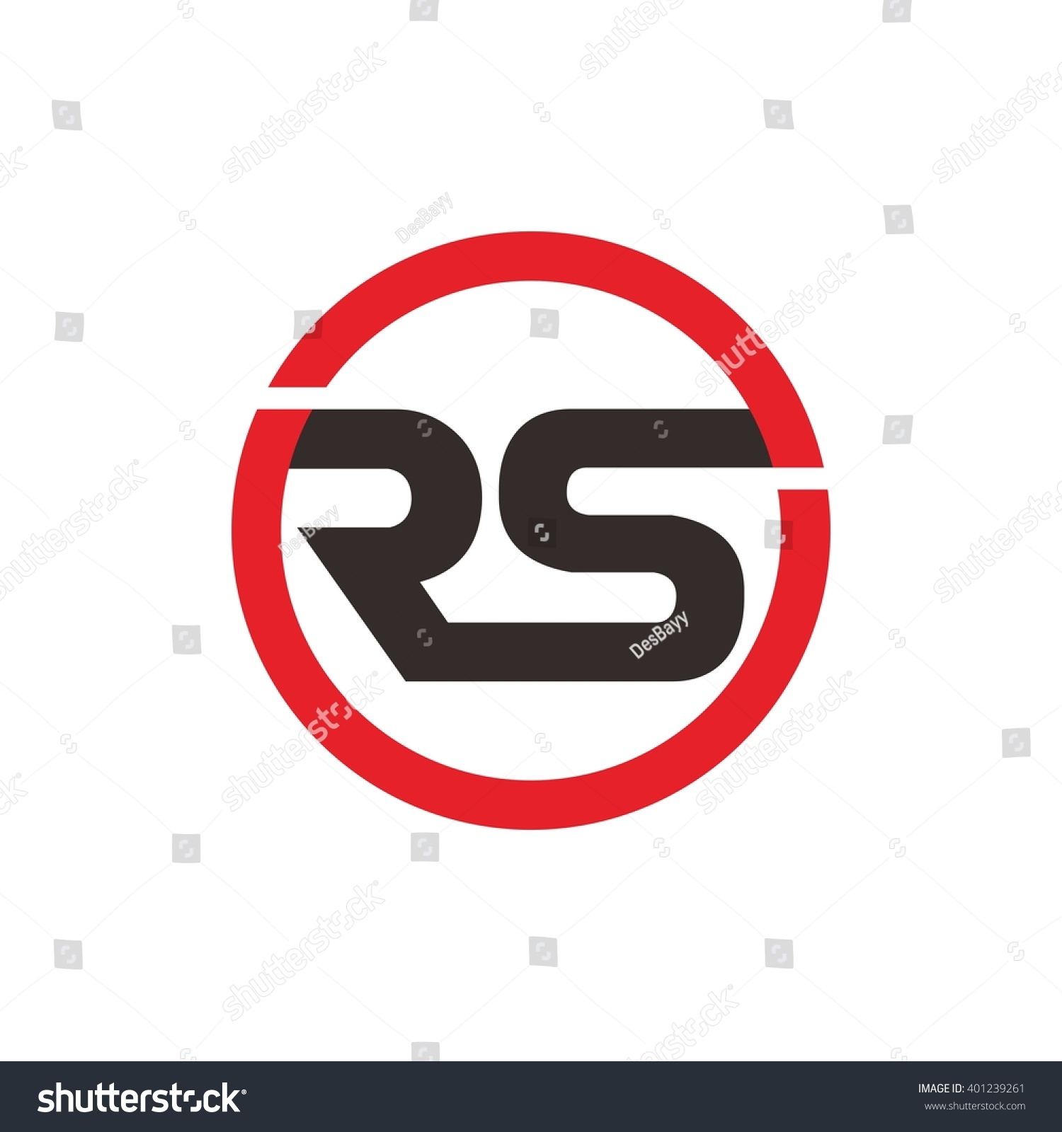 Rs logo stock vector 401239261 shutterstock rs logo buycottarizona Image collections