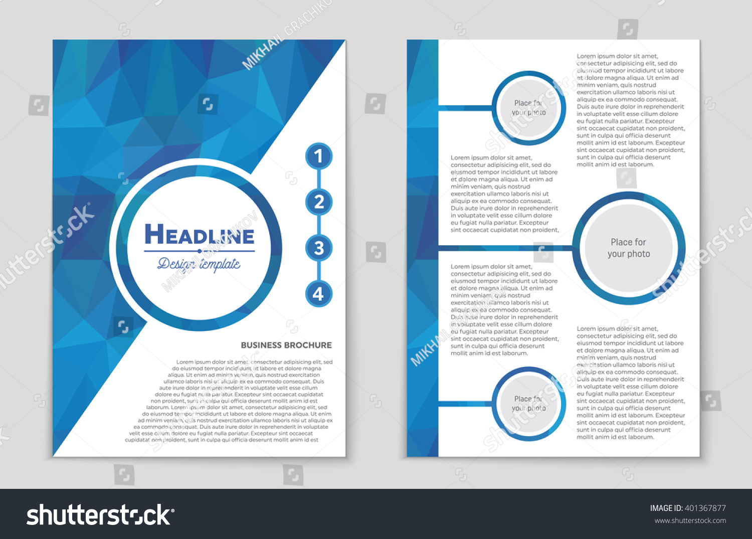 royalty abstract vector layout background for 401367877 abstract vector layout background for web and mobile app art template design list page mockup brochure theme style banner idea cover booklet print