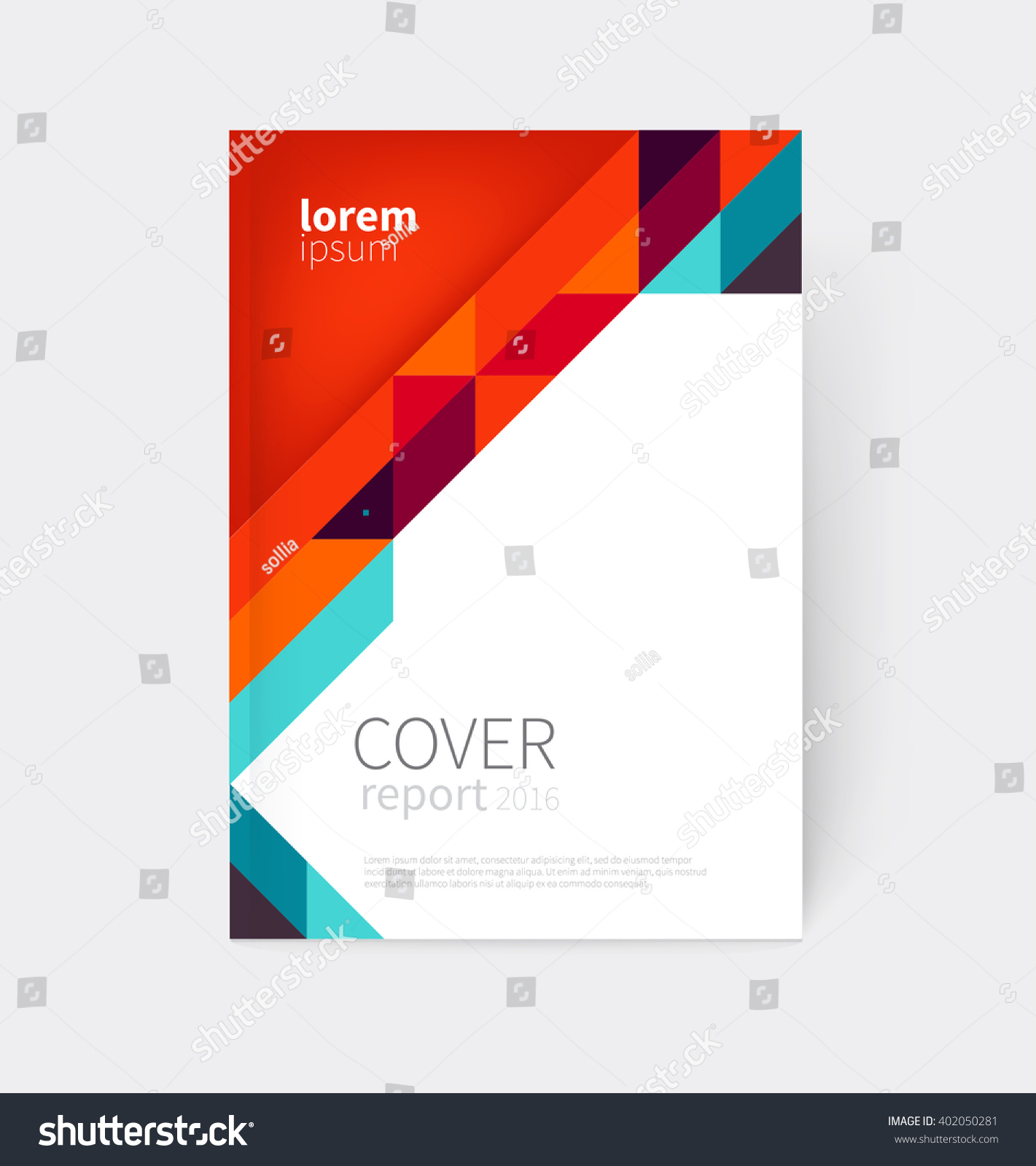 cover design brochure flyer annual report stock vector  cover design brochure flyer annual report cover template a4 size modern
