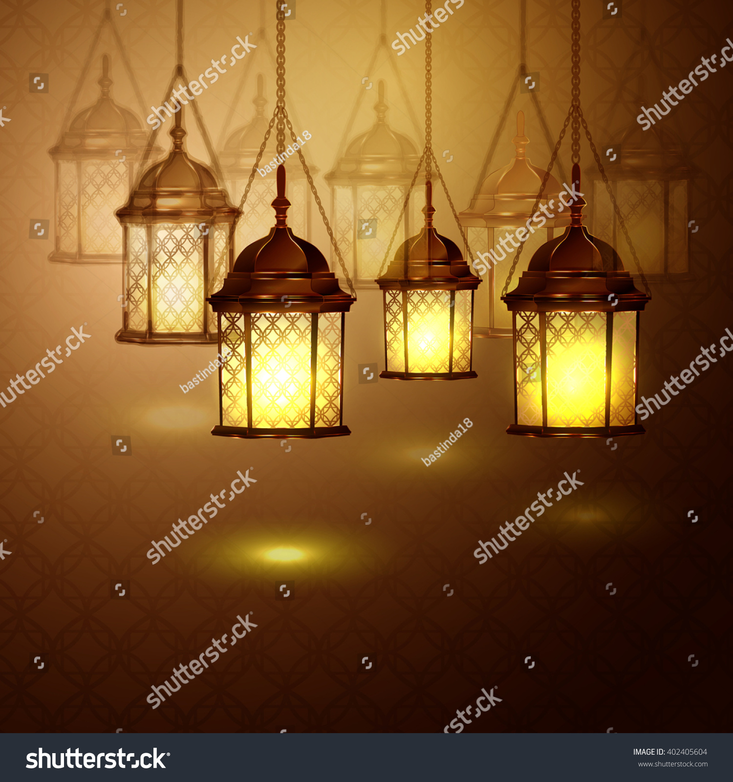 outline eps icon style lamp arabic