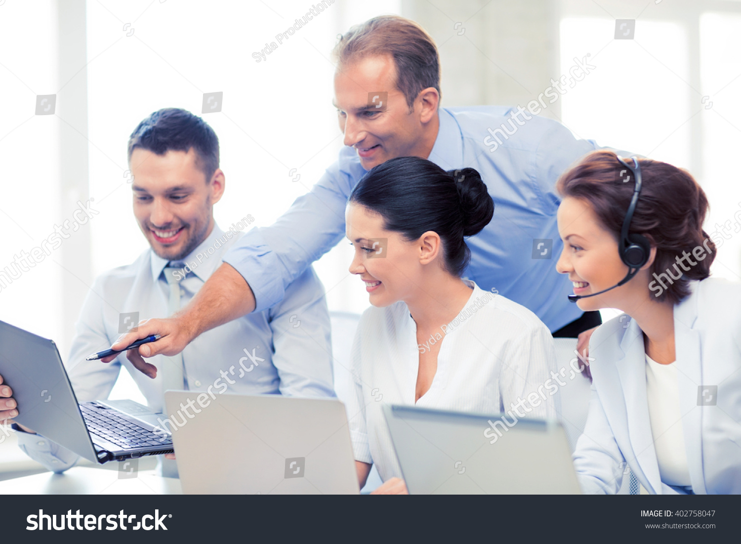 Call Center Networking Group 63
