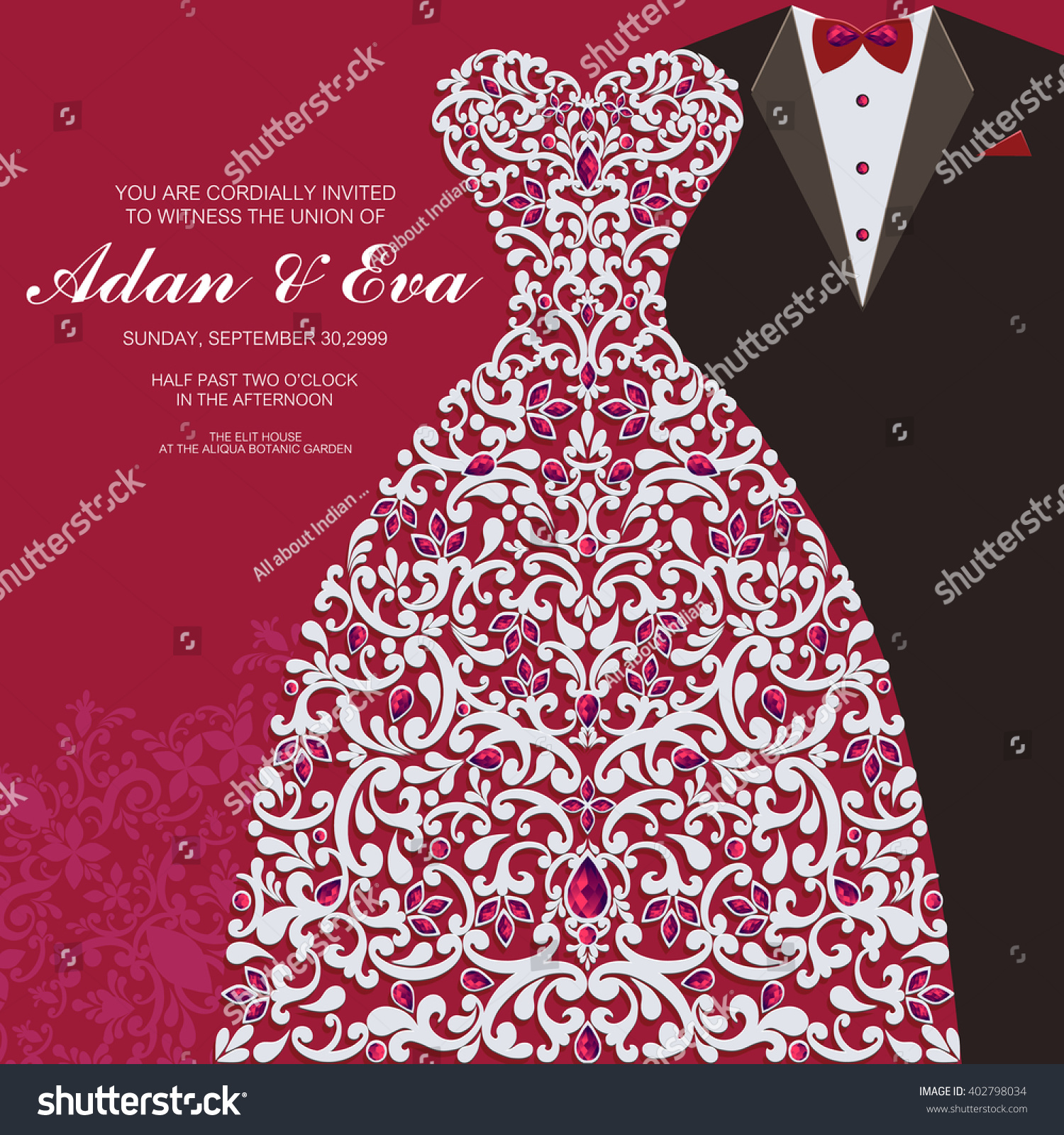 Wedding Invitations Pictures was adorable invitation design