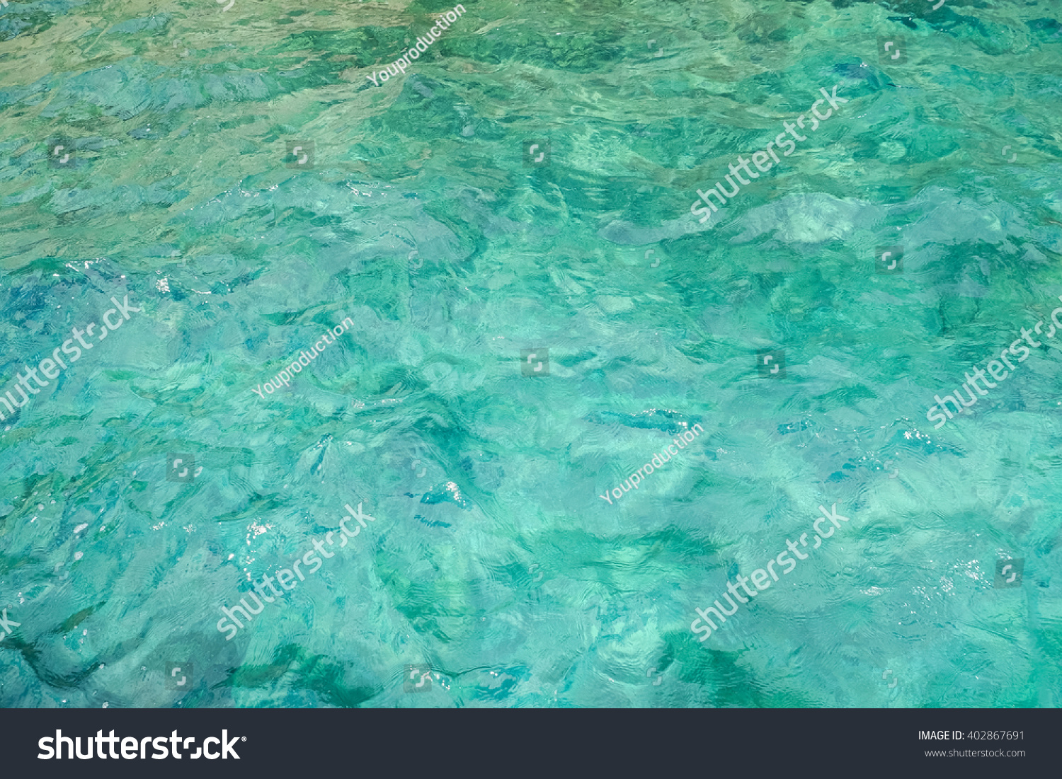 Ocean Water Background ocean water texture turquoise sea rippled stock photo 402867691