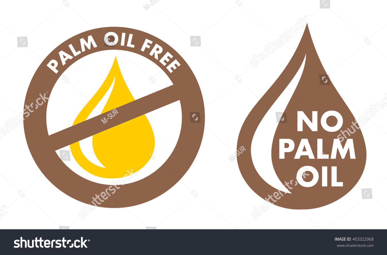 Palm Oil Free No
