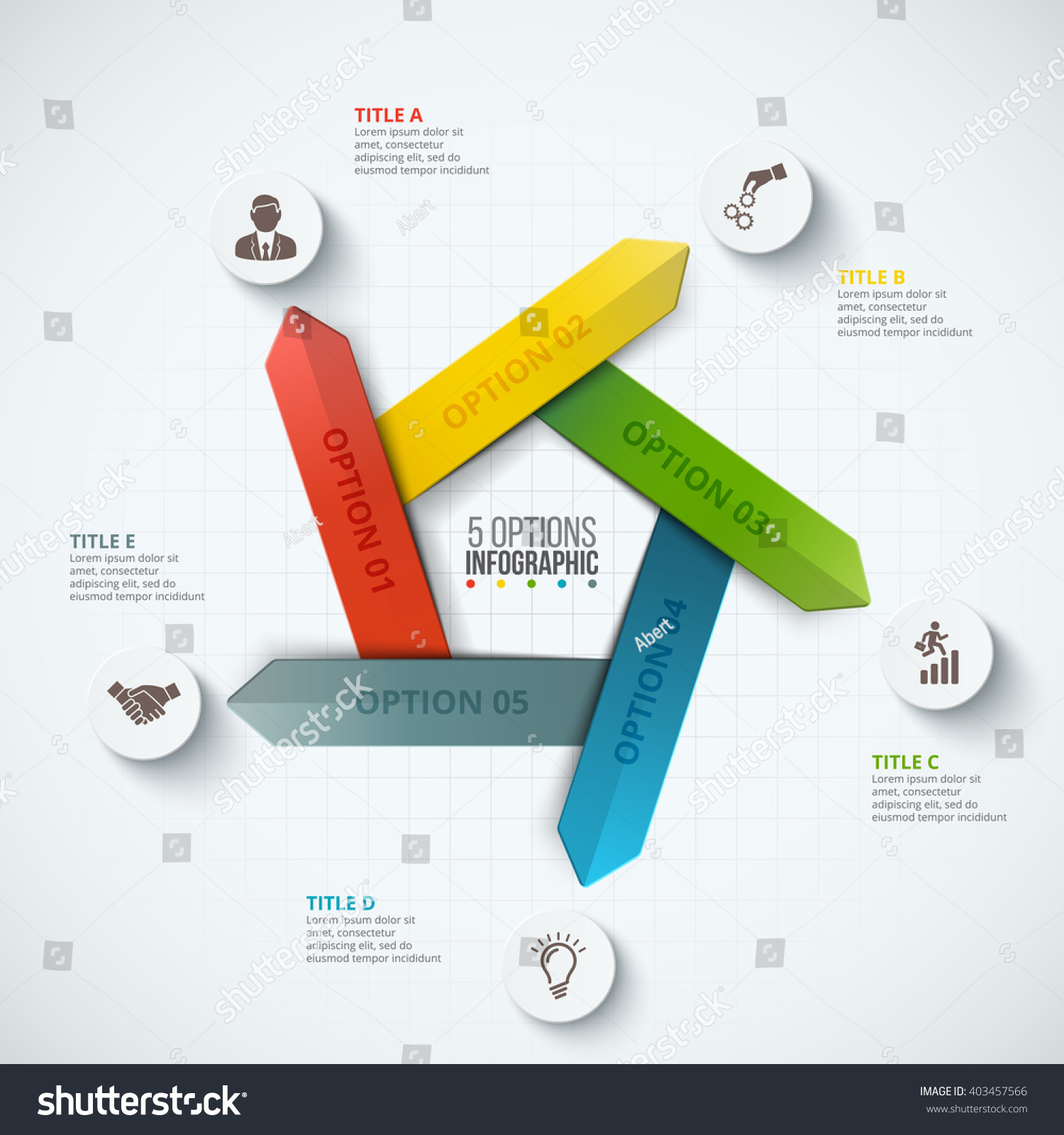 Process cycling arrow by arrow royalty free stock images image - Vector Arrows Infographic Template For Cycle Diagram Graph Presentation And Round Chart
