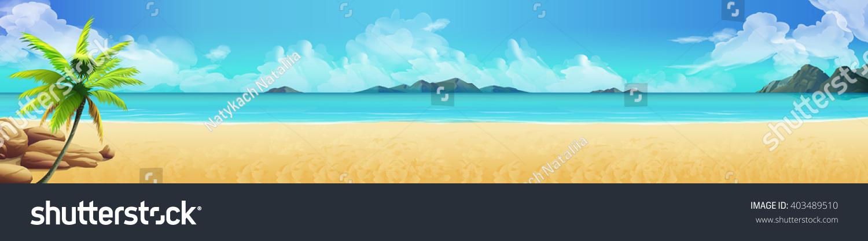 travel sea wallpaper panorama - photo #35