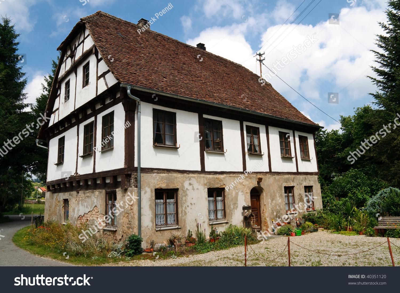german half timbered house plans. Black Bedroom Furniture Sets. Home Design Ideas