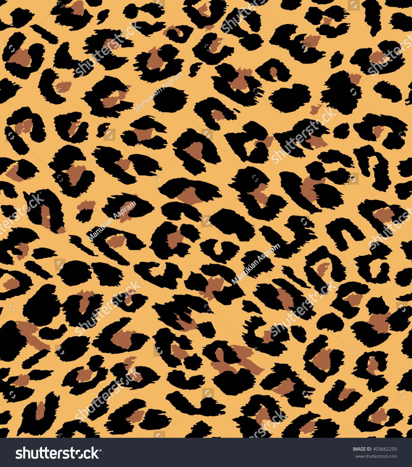 animal print seamless pattern - photo #9