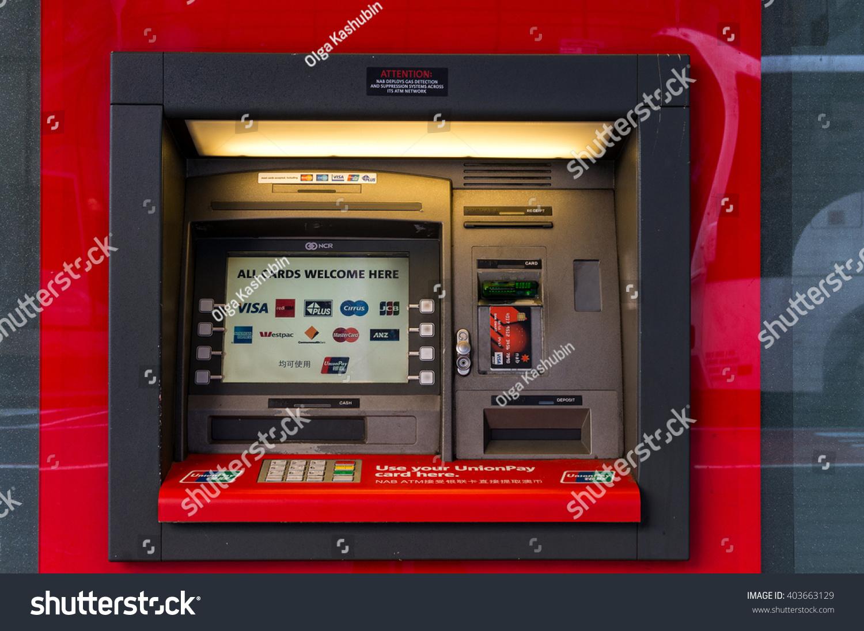 Nab Deposit Atm