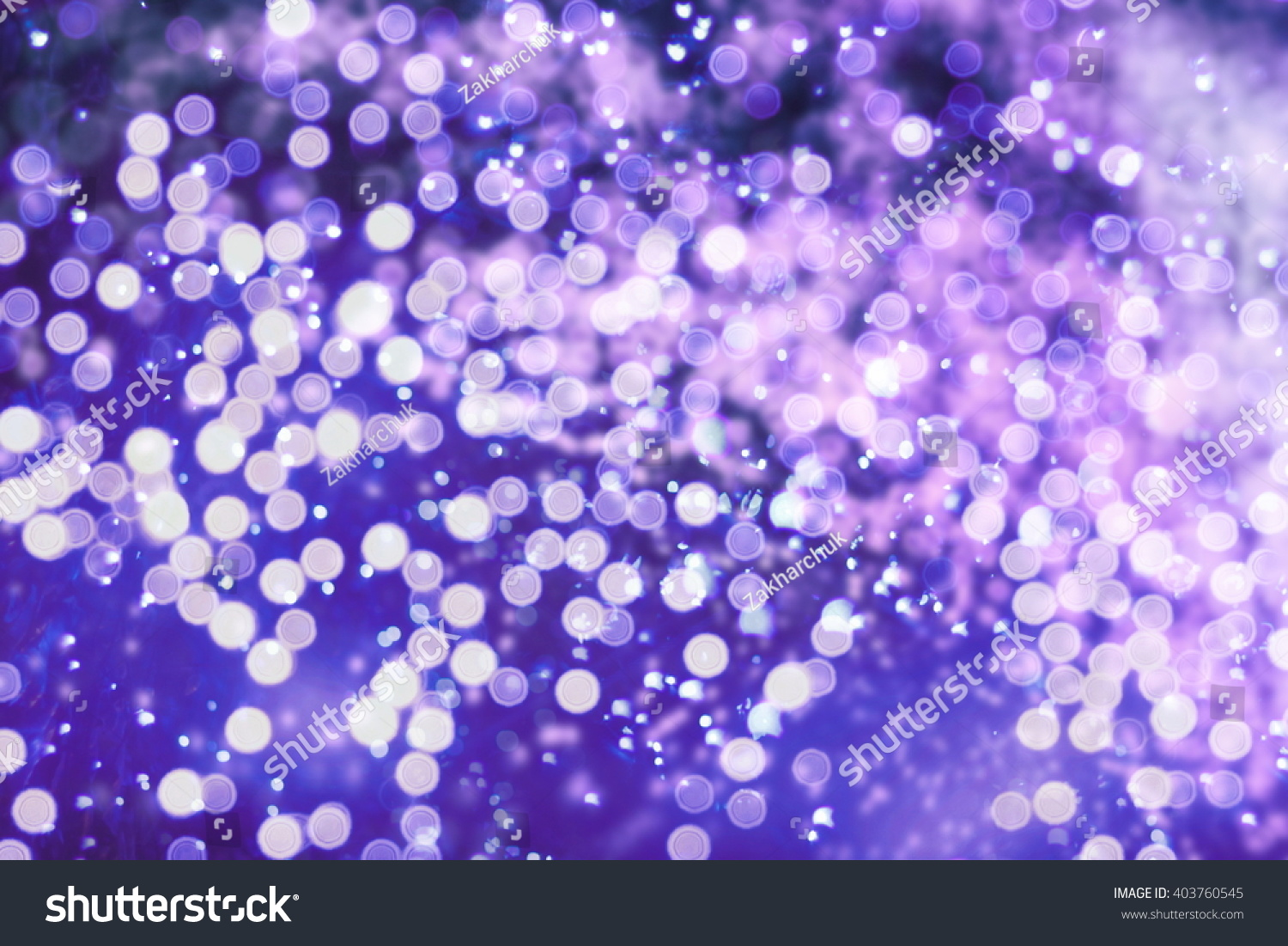 Abstract Blurred Silver Glittering Shine Bulbs Stock Photo Edit Now 403760545
