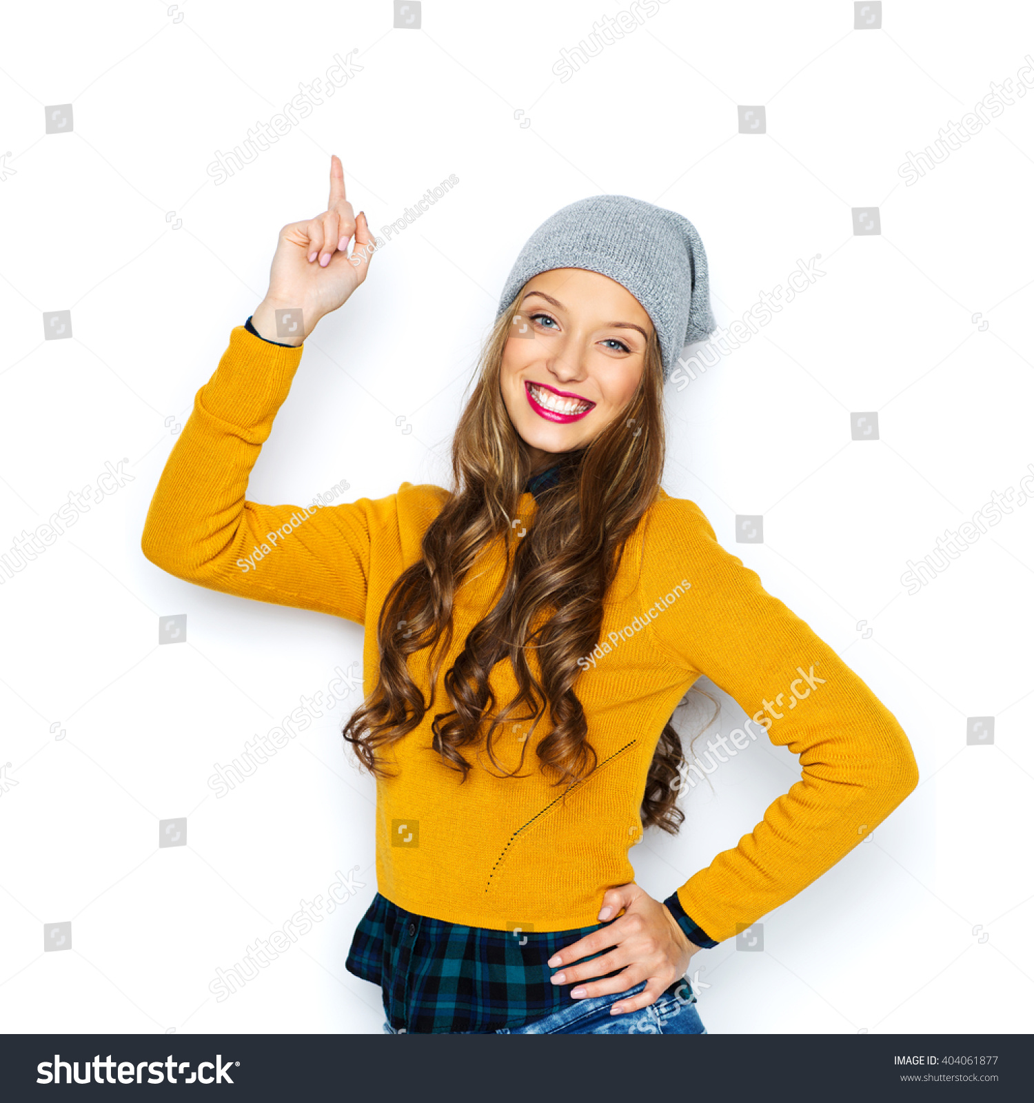 People Style Fashion Concept Happy Young Stock Photo 404061877 Shutterstock