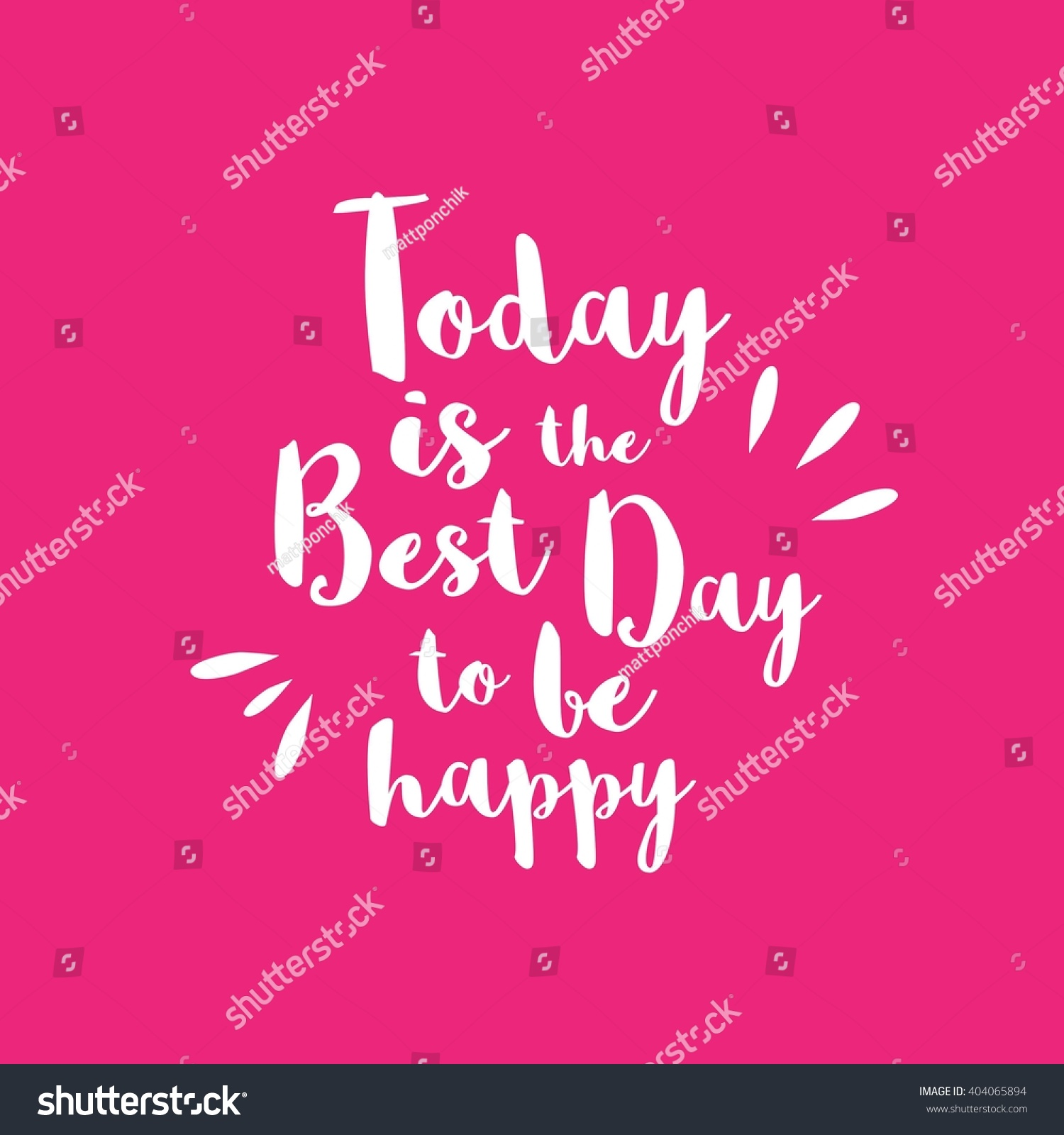 royalty happy poster postcard letter banner on  design illustration image motivational phrase today is the best day to be happy cover page design journal creative page design