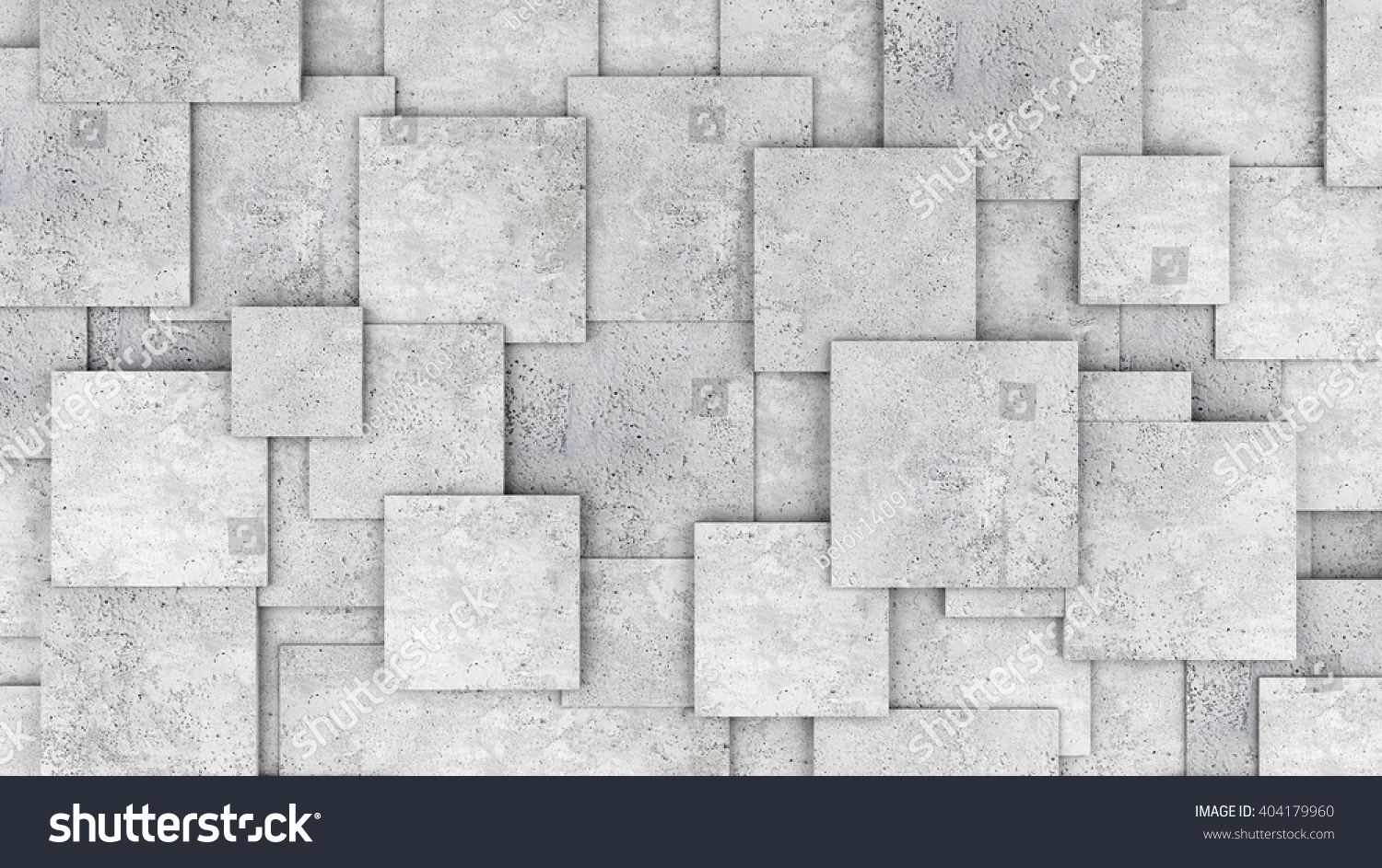 Concrete 3d cube wall background wallpaper stock for Best wallpapers for home walls