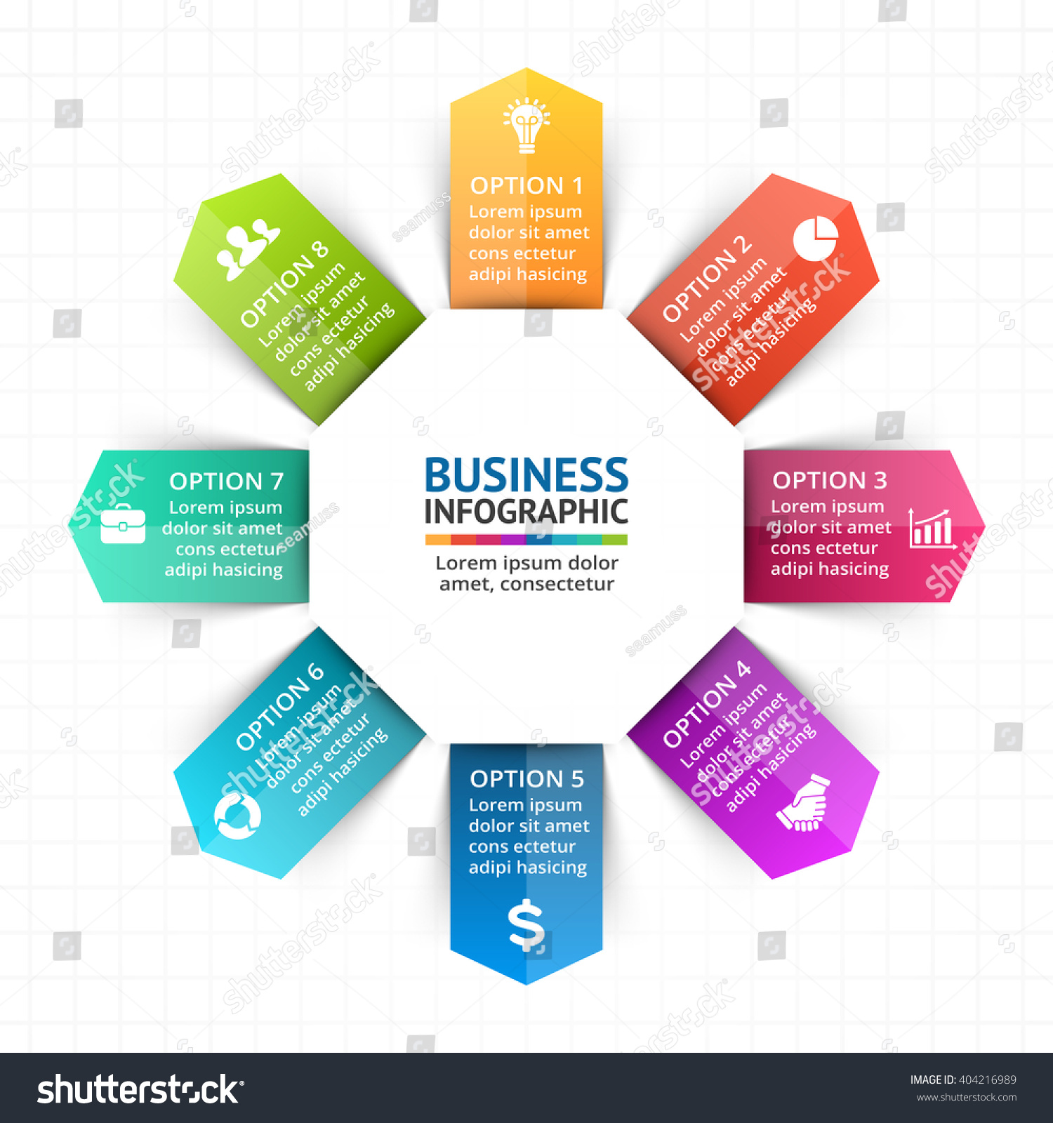 Vector circle color arrows infographic diagram stock vector vector circle color arrows infographic diagram graph presentation chart business cycle nvjuhfo Images