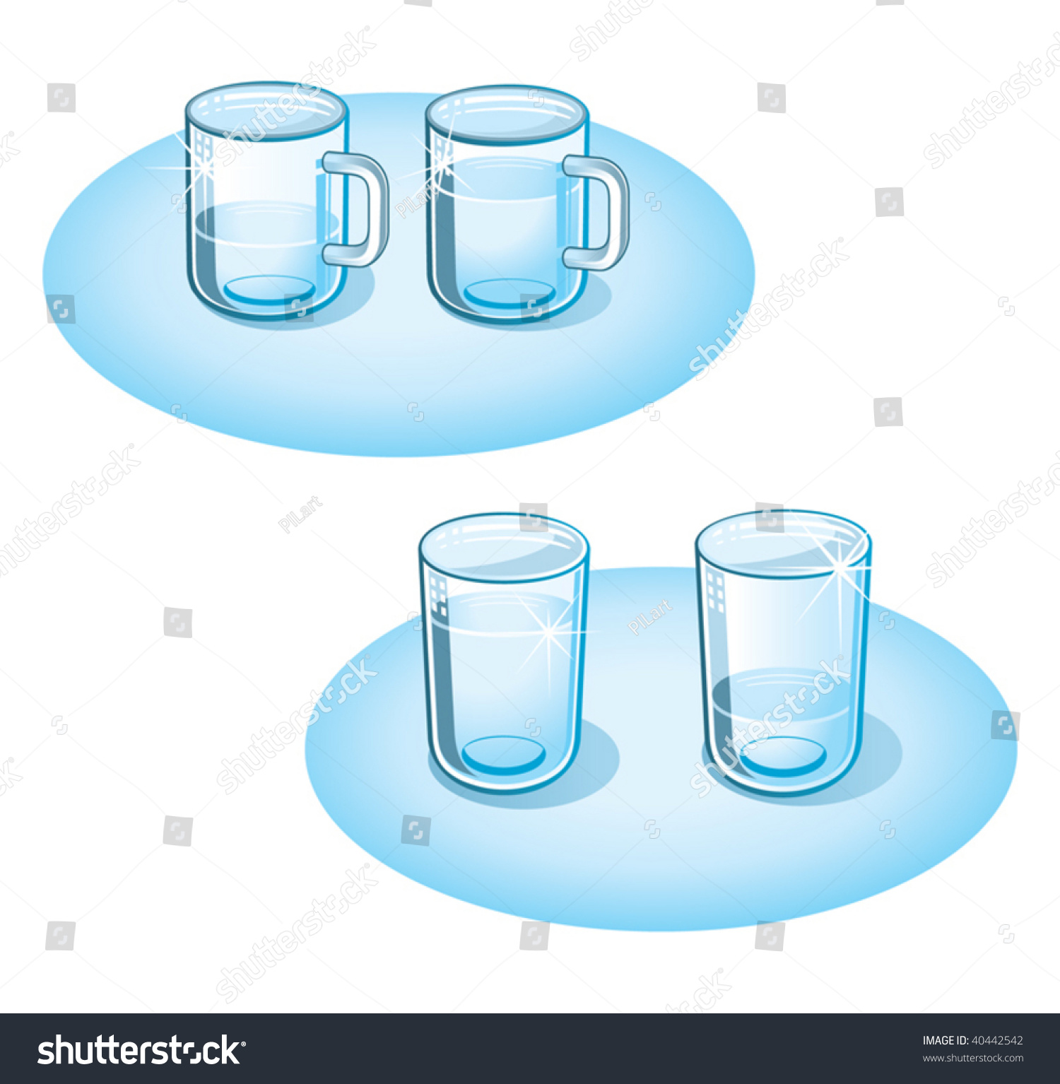 cup of water clipart - photo #44
