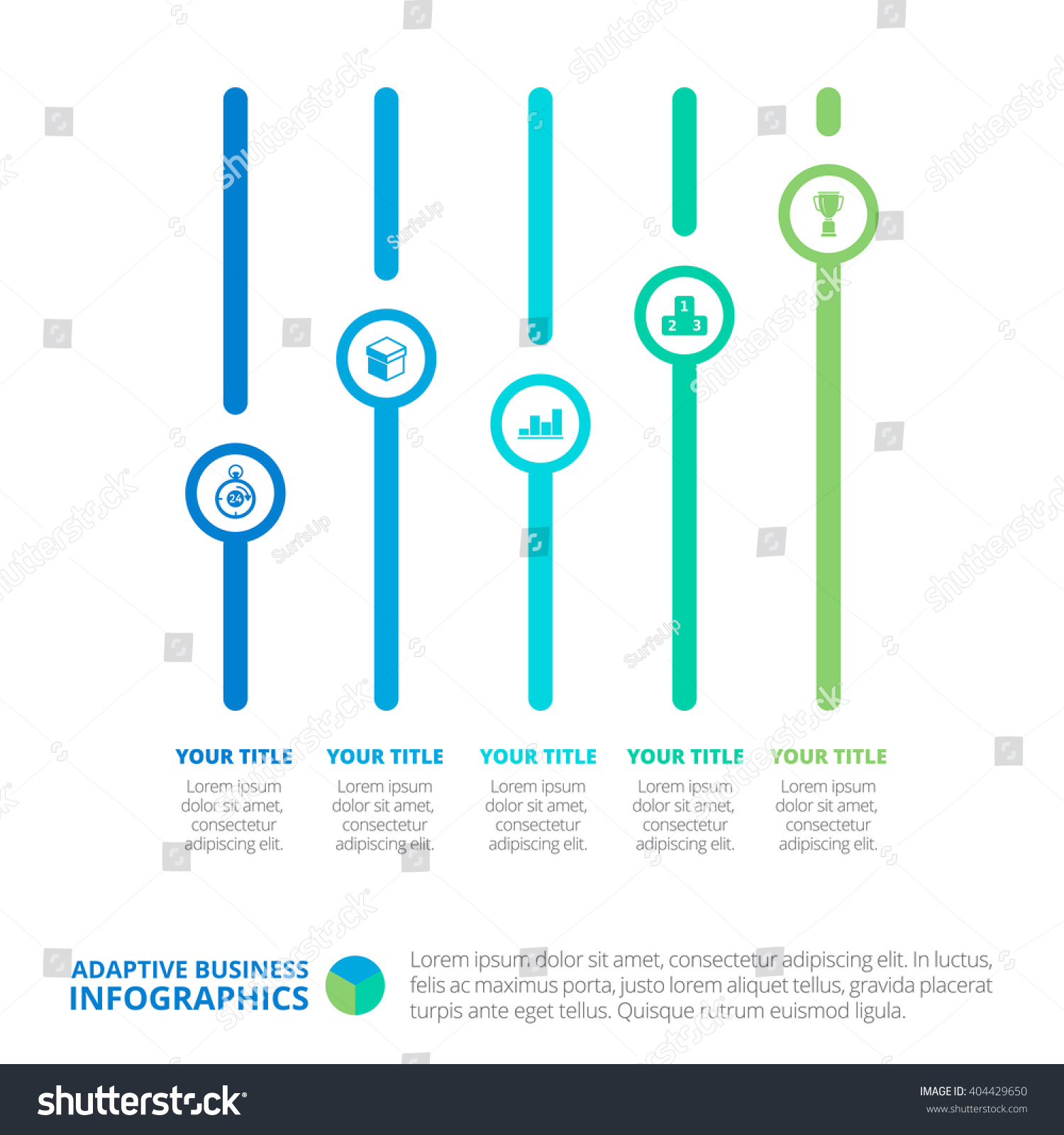 Vertical timeline diagram template stock vector 404429650 vertical timeline diagram template pooptronica Images