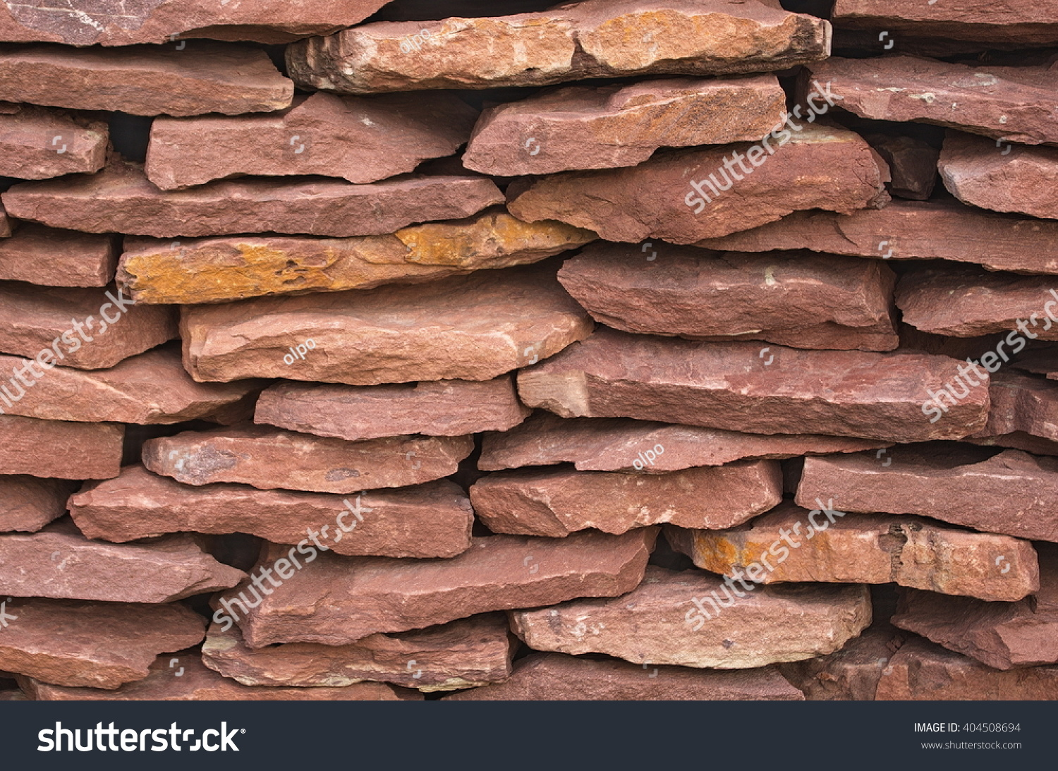 Red Natural Stones : Sandstone texture backgroundwall built natural stone stock