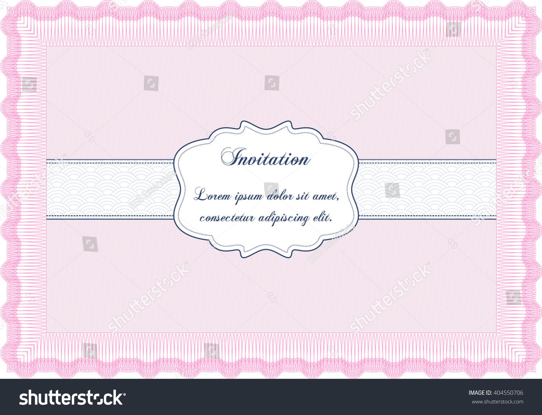 Formal invitation background cordial design customizable stock formal invitation with background cordial design customizable easy to edit and change stopboris Gallery