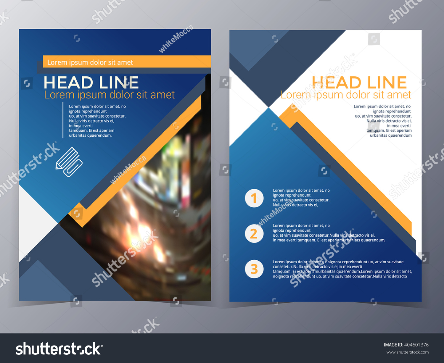 ... Business Technology Brochure Design Template Vector Vector U2013 Technology  Brochure Template ...
