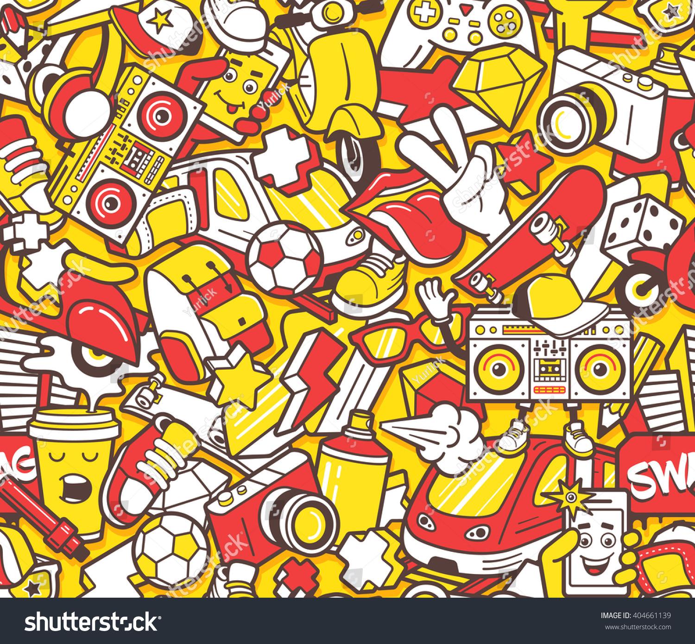 crazy graffiti vector - photo #21