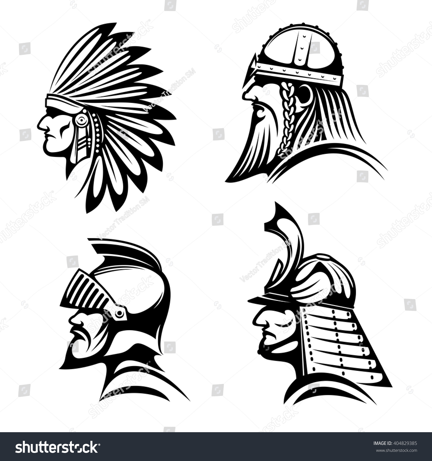 Simple Tattoo Designs To Draw For Men Native American