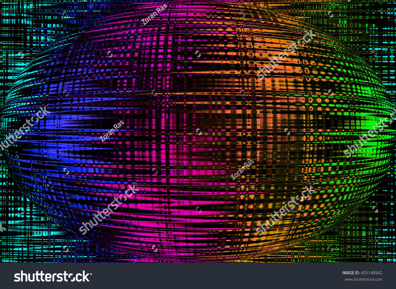 abstract futuristic globe art background creative stock illustration rh shutterstock com