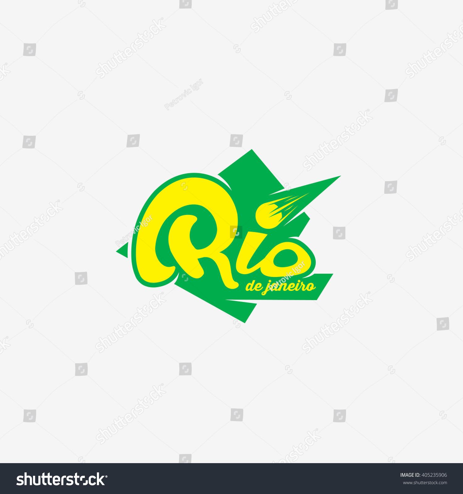 Rio de janeiro symbol vector illustration stock vector 405235906 rio de janeiro symbol vector illustration biocorpaavc