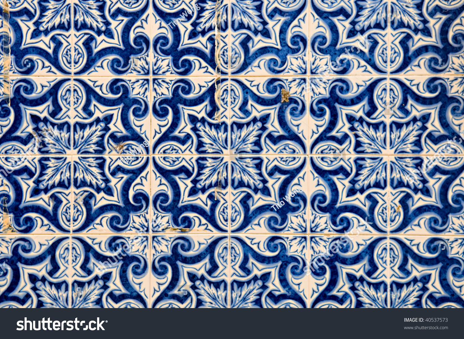 Vector seamless pattern, geometric and floral repeating texture ...