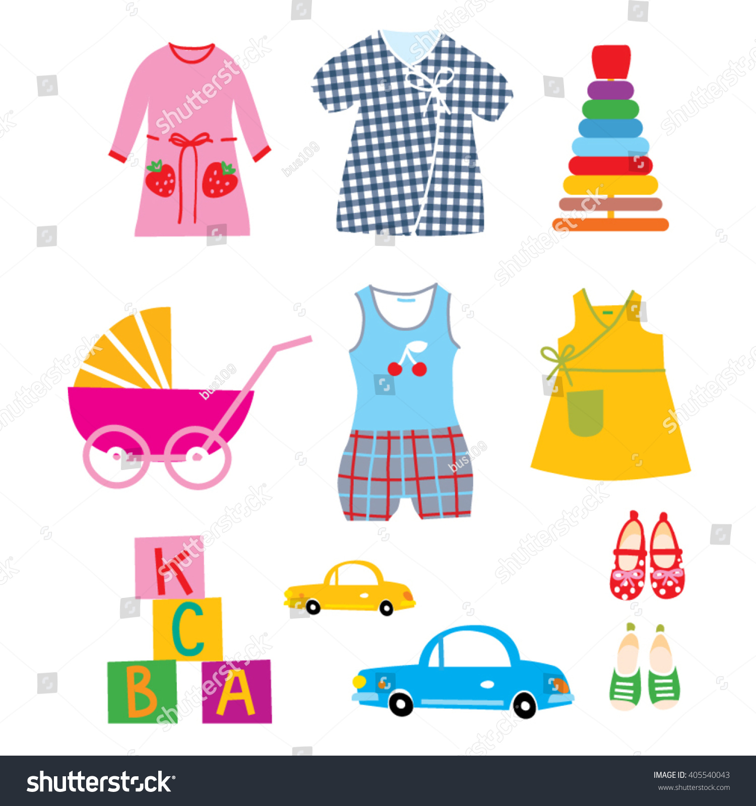 Baby Clothes Toys 86